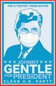 Johnny Gentle